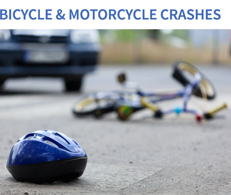 bike & motorcycle accident